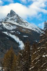 Navidad en Alpes
