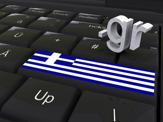 Domain Griechenland
