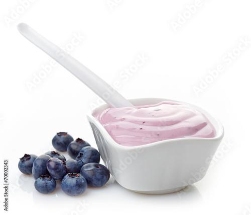 bowl of yogurt - 70002343