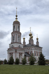 Church of Saint Archangel Michael. Suzdal, Golden Ring of Russia