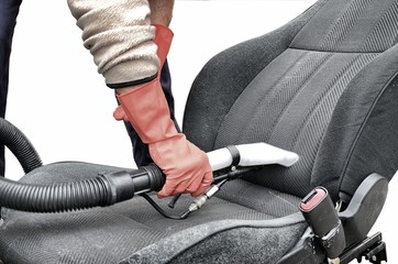 Lavaggio sedile auto