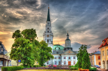 St. Peter and St. Paul Church, Riga, Latvia