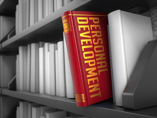 Personal Development - Title of Book.