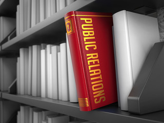 Public Relations - Title of Red Book.