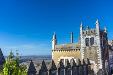 Almodovar del Rio Castle, Cordoba, Andalusia, Spain.