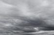 Leinwandbild Motiv Dramatic sky