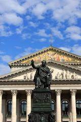 Max-Joseph Platz  Munich, Germany