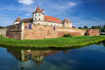Fagaras Citadel, Transylvania, Romania