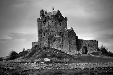 Irlandia, zamek Dunguaire Castle