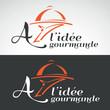 restaurant restauration brasserie gourmand logo - 70016954