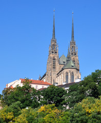 Cathedral of St. Peter and Paul, Czech Republic
