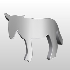 Logo 3D  mucca
