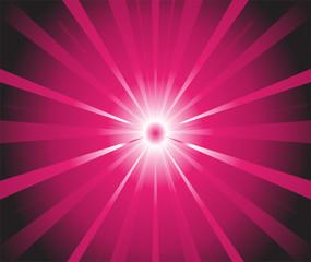 A Purple color design with a burst vector