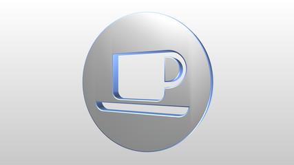 Logo 3D colazione