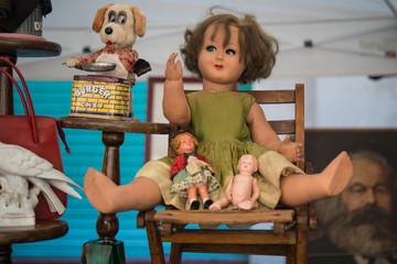 bambola antica