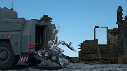 Bomb SWAT Unloading-001