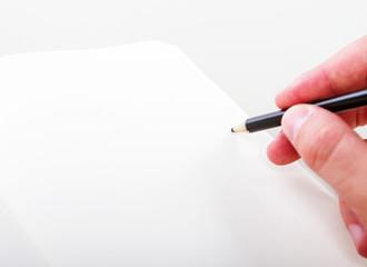 hand drawning