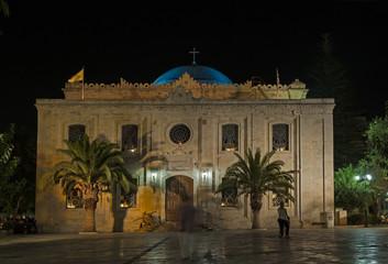 Tituskirche in Iraklio, Kreta