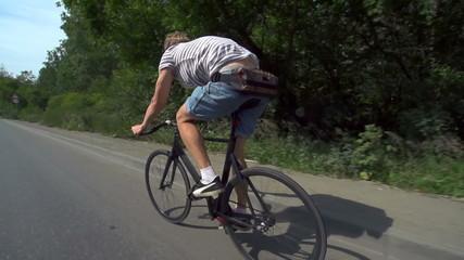 Cool Bike Rider