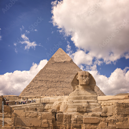Papiers peints Egypte Sphinx