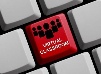 Virtual Classroom - E-Learning