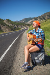 On the road with music