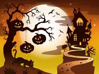 Spooky tree topic image 3