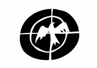 doodle bird target