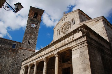 Lugnano in Teverina-Collegiata di Santa Maria Assunta 2