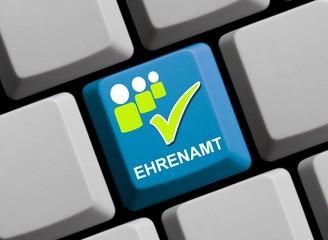 Rund ums Thema Ehrenamt online