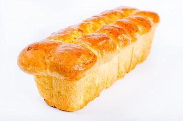 Brioche longue, boulangerie pâtisserie
