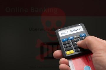 Online Banking - Konto gehackt