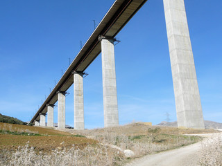 High Speed Railway Viaduct