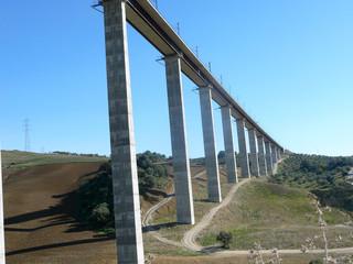 High Speed Railway Viaduct