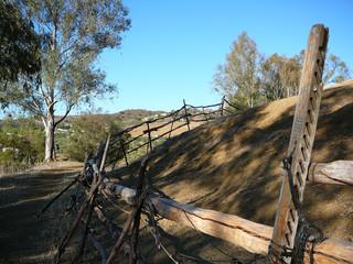 Rural fencing - 85
