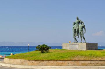 The Statue of Diagoras