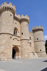 Palazzo dei Gran Maestri dei cavalieri di Rodi
