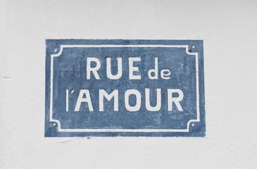 Rue de l'Amour