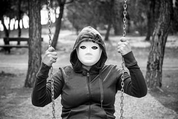 Swing Murderer on hood
