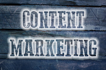 Content Marketing Concept