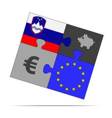 savings puzzle slovenia