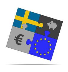 savings puzzle sweden
