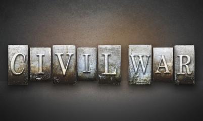 Civil War Letterpress