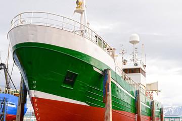 Icelandic Ship