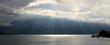 Sunrise in the Inside Passage, Alaska, United States