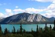 Tagish Lake near Carcross, Yukon, Canada
