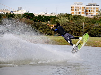 railey takeoff wakeboarding
