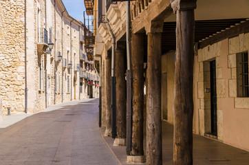 Burgo de Osma street