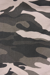 brown camoflage fabric background