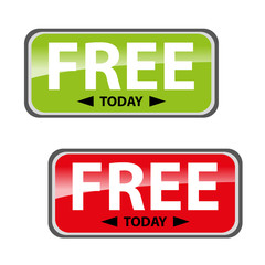 vector free today two color vector tags
